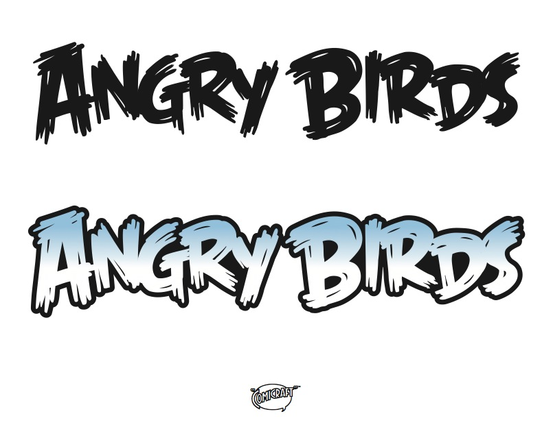 comicraft angry birds comicraft